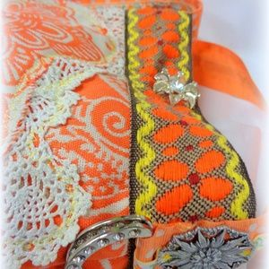 Suzannah Maria Designs Bags - Handmade Artsy Boho Bag
